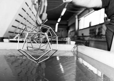 Metal Lamp Custom Manufacturing