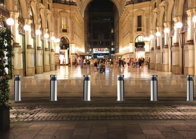 Security Bollards Gordon Bullard and company